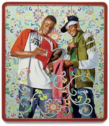 Kehinde Wiley, Support the Army