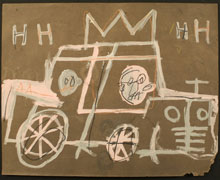 Jean-Michel Basquiat, Untitled