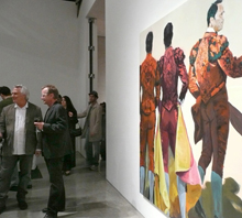 Eric Fischl at Mary Boone Gallery